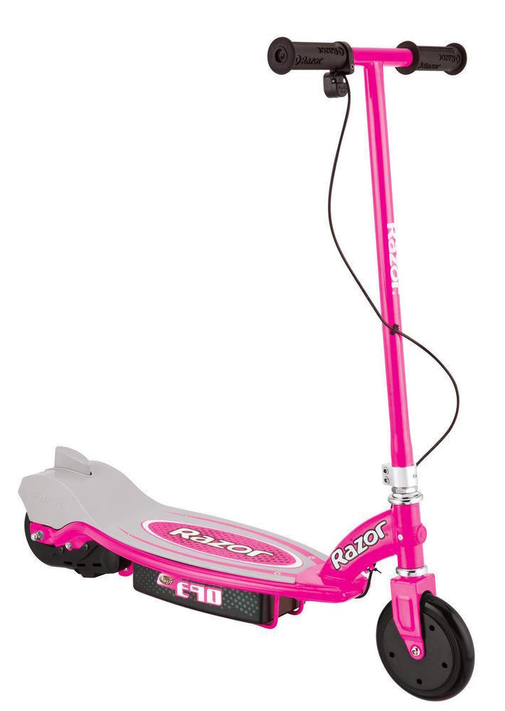 Razor Electric Scooter E90 Pink Ebay