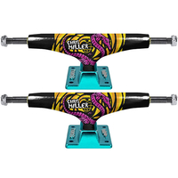 "THUNDER SKATEBOARD TRUCKS 5.5"" MID LIGHT MILLER SET OF 2 TRUCKS"
