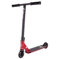 CHILLI PRO 3000 SHREDDER COMPLETE SCOOTER - RED BLACK