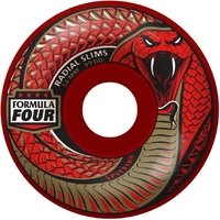SPITFIRE SKATEBOARD WHEELS - F4 CLASSIC 99D - RED DEATH 54MM
