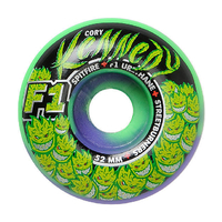 SPITFIRE SKATEBOARD WHEELS - SB KENNEDY TRUNK KUSH - 52MM