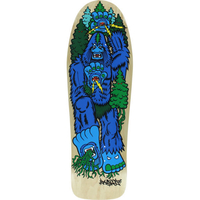 SANTA CRUZ BIGFOOT HAND SKATEBOARD DECK