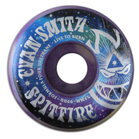 SPITFIRE SKATEBOARD WHEELS - F4 CLASSIC 99D - EVAN SWIRL 53MM