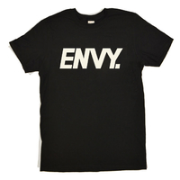 ENVY SCOOTERS CLASSIC T-SHIRT - LARGE BLACK