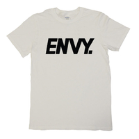 ENVY SCOOTERS CLASSIC T-SHIRT - MEDIUM WHITE