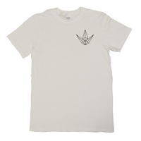 ENVY SCOOTERS LOGO T-SHIRT - SMALL WHITE