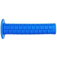 ODYSSEY AARON ROSS BMX OR SCOOTER GRIPS - FLURO BLUE