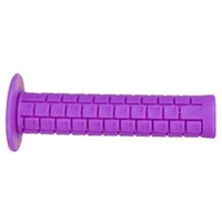 ODYSSEY AARON ROSS BMX OR SCOOTER GRIPS - FLURO PURPLE
