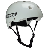 PROTEC CLASSIC BIKE CERTIFIED HELMET - GLOW IN THE DARK - XS