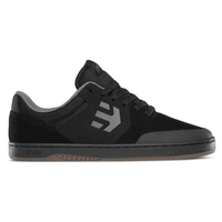ETNIES MENS SKATE SHOE - MARANA - BLACK / GREY / GUM