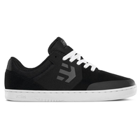ETNIES MENS SKATE SHOE - MARANA - BLACK / WHITE / GREY