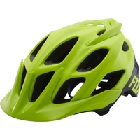 FOX FLUX CREO 2017 - MTB HELMET - FLOW YELLOW