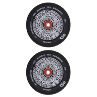 INFINITY 110MM SCOOTER WHEELS SET OF 2 WITH BEARINGS - MAYAN