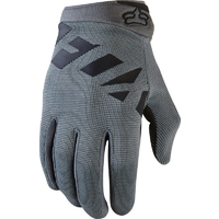 FOX YOUTH RANGER 2017 - MTB GLOVES - GRAPHITE BLACK