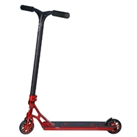 AO QUADRUM COMPLETE SCOOTER - RED