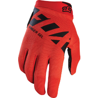 FOX MENS RANGER GEL 2017 - MTB GLOVES - RED
