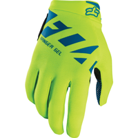 FOX MENS RANGER GEL 2017 - MTB GLOVES - FLO YELLOW