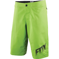 FOX INDICATOR 2015 - MTB SHORTS - FLO YELLOW