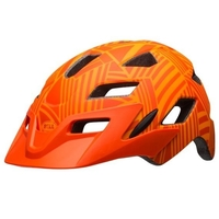 BELL SIDETRACK CHILD - 2017 - MTB HELMET - MATTE ORANGE