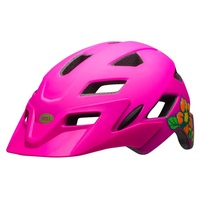 BELL SIDETRACK CHILD - 2017 - MTB HELMET - MATTE PINK