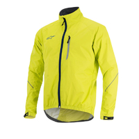 ALPINESTARS DESCENDER - MTB WIND JACKET - ACID YELLOW BLACK