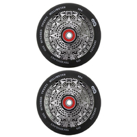 INFINITY 120MM SCOOTER WHEELS SET OF 2 WITH BEARINGS - MAYAN