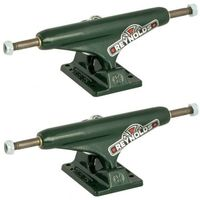 INDEPENDENT SKATEBOARD TRUCKS REYNOLDS GREEN 139 - HOLLOW - SET OF 2 TRUCKS