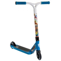 KOTA COMPLETE SCOOTER - MINI MANIA - BLUE / WHITE