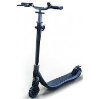 GLOBBER NL 125 DELUXE TITANIUM ADULT SCOOTER - BLACK CHARCOAL