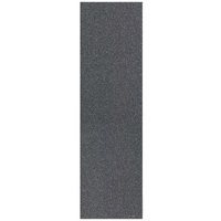"MOB SKATEBOARD WIDE GRIP TAPE SHEET - 11"" x 34"" - BLACK - PERFORATED"