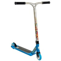 KOTA COMPLETE SCOOTER - RECON - BLUE RAW