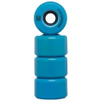 Z-FLEX Z-SMOOTH SKATEBOARD WHEELS SOLID BLUE