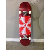 "ALIEN WORKSHOP COMPLETE SKATEBOARD 8.125"" - SONIC"