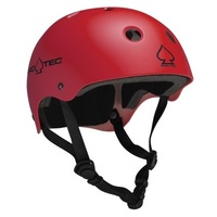 PROTEC CLASSIC SKATE HELMET - MATTE RED - SIZE XXL - 61 TO 62CM