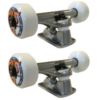 BULLET + OJ TRUCK AND WHEEL KIT - 140MM TRUCKS AND 53MM WHEELS