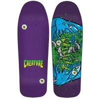 CREATURE SKATEBOARD DECK - JUGGZ FINAL CHAPTER - 9.75
