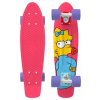 "PENNY SKATEBOARD COMPLETE 22"" MAGGIE - SIMPSONS COLLECTION"