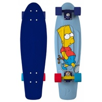 "PENNY SKATEBOARD COMPLETE 27"" BART - SIMPSONS COLLECTION"