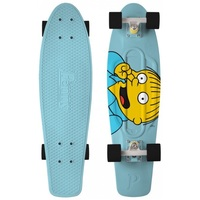 "PENNY SKATEBOARD COMPLETE 27"" RALPH - SIMPSONS COLLECTION"