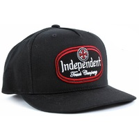 INDEPENDENT PARCEL SNAP BACK HAT