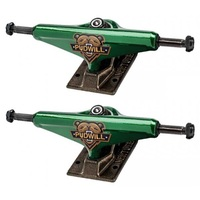 "VENTURE SKATEBOARD TRUCKS 5"" HOLLOW LIGHT TOREY PUDWILL GRIZZLY SET OF 2 TRUCKS"