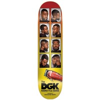 DGK SKATEBOARD DECK - KILLERS QUISE - 8.1