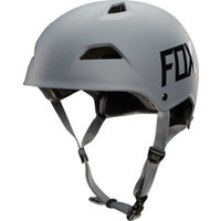 FOX FLIGHT HS 2017 - MTB HELMET - GREY