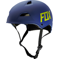 FOX FLIGHT HS 2017 - MTB HELMET - MATTE BLUE