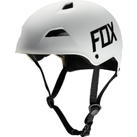 FOX FLIGHT HS 2017 - MTB HELMET - MATTE WHITE