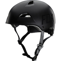 FOX FLIGHT HS 2017 - MTB HELMET - MATTE BLACK