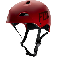 FOX FLIGHT HS 2017 - MTB HELMET - MATTE RED