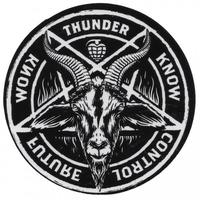 THUNDER TRUCKS SKATEBOARD STICKER - ETERNAL  X 1