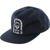SPITFIRE STEADY ROCKIN HAT - ADJUSTABLE NAVY