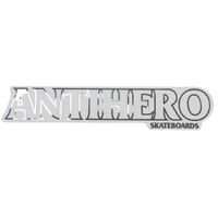 ANTI HERO LONG STICKER X 1 BLACK OUTLINE